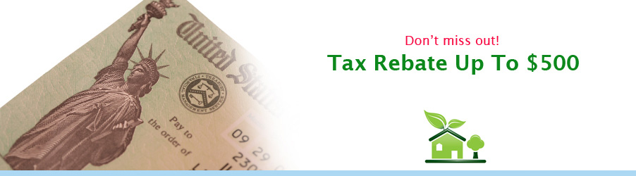 Energy Tax Rebate
